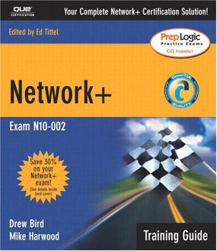 Network+ Training Guide By Mike Harwood