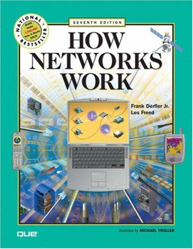 How Networks Work By Frank J. Derfler