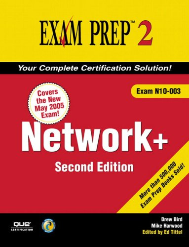 Network+ Exam Prep 2 (Exam Prep N10-003) By Mike Harwood