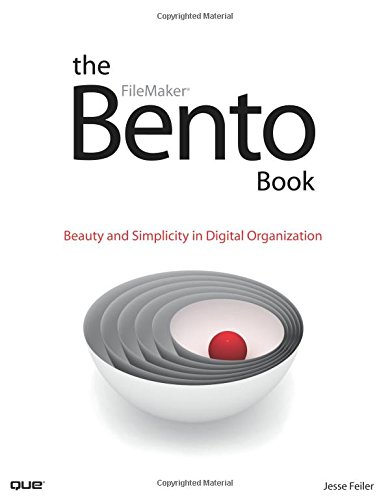 The Bento Book By Jesse Feiler