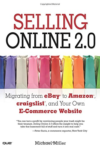 selling online 2 0 by michael r  miller