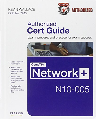 CompTIA Network+ N10-005 Cert Guide By Kevin Wallace