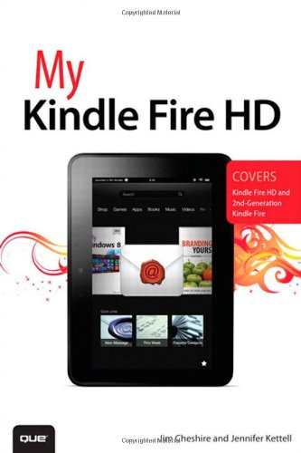 My Kindle Fire HD By Jim Cheshire
