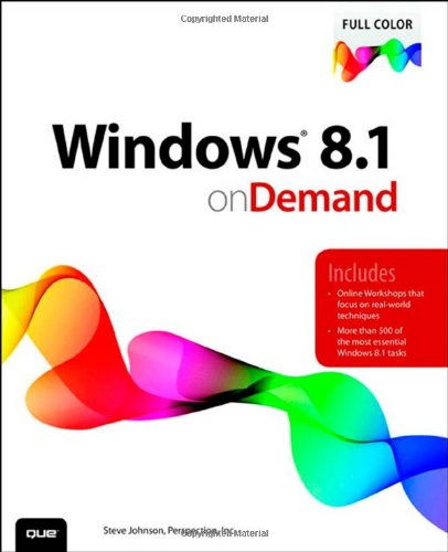 Windows 8.1 on Demand By Perspection, Inc.