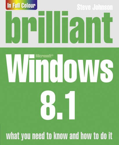 Brilliant Windows 8.1 By Perspection Inc.