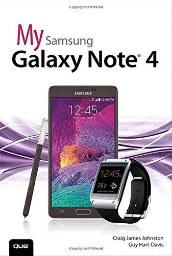 My Samsung Galaxy Note 4 By Craig James Johnston