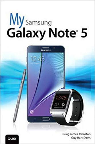 My Samsung Galaxy Note 5 By Craig James Johnston