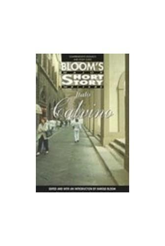 Italo Calvino By Edited by Prof. Harold Bloom