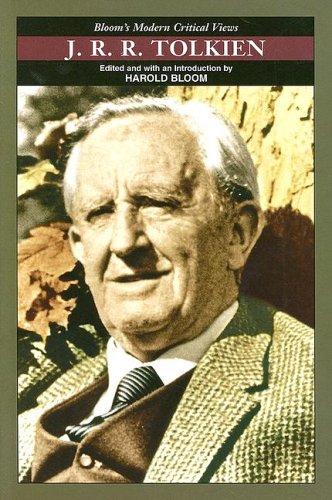 J.R.R. Tolkien By Harold Bloom