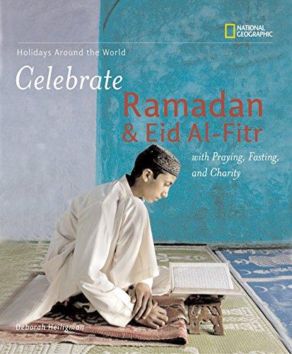 Celebrate Ramadan and Eid-fitr By Deborah Heiligman
