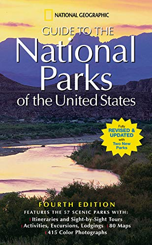 """National Geographic"" Guide to the National Parks of the United States By Elizabeth Newhouse"