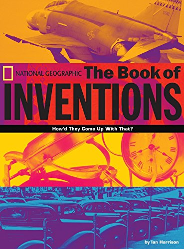 Book of Inventions By Ian Harrison