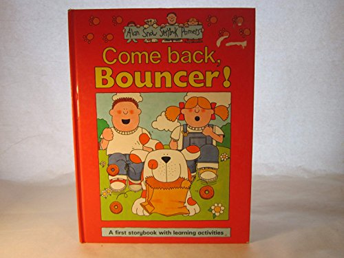 Come Back, Bouncer By Richard C Powell