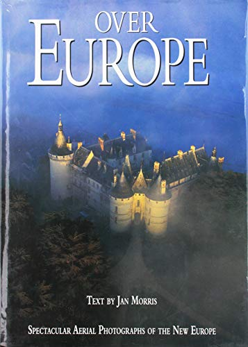 Over Europe By Jan Morris