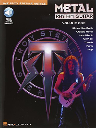 Metal Rhythm Guitar - Volume 1 By Troy Stetina