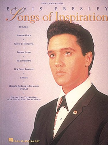 Elvis Presley - Songs of Inspiration (Piano-Vocal-Guitar)