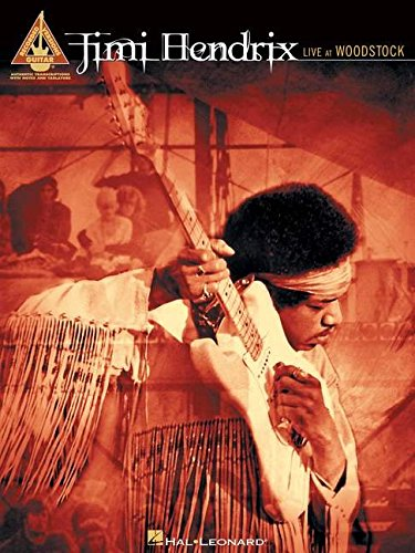 Live at Woodstock Guitar Recorded Versions By Other