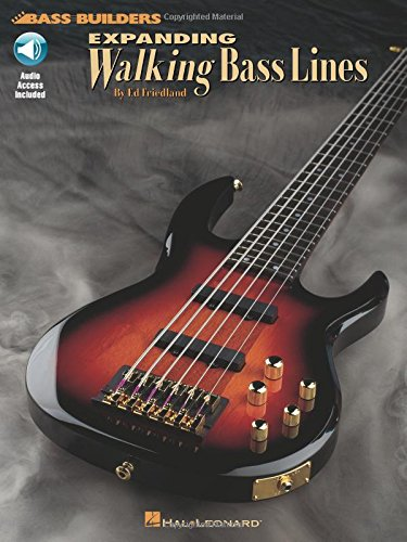 Expanding Walking Basslines By Ed Friedland