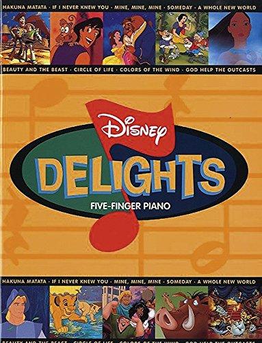 Disney Delights By Hal Leonard Publishing Corporation