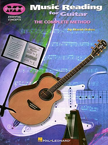 Music Reading for Guitar By David Oakes