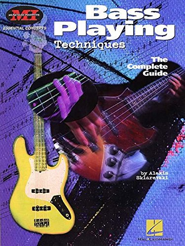 Bass Playing Techniques By Alexis Sklarevski