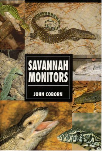 Savannah Monitors By John Coborn