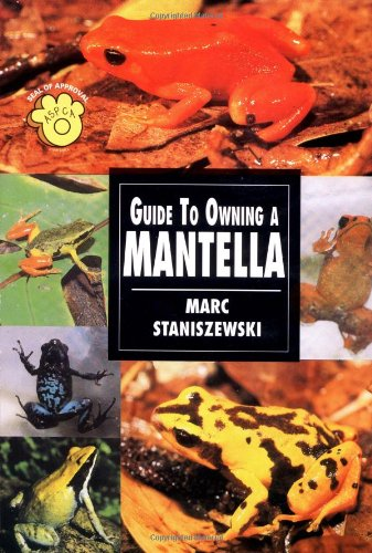 Guide to Owning a Mantella By Marc Staniszewski