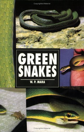 Green Snakes By W.P. Mara