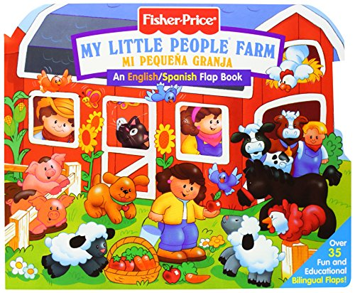 Fisher Price Farm / Mi Pequena Granja/Bilingual Lift the Flap By Other Fisher-Price(tm)