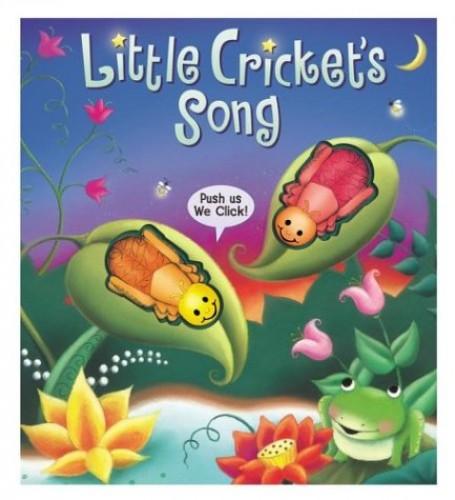 Little Cricket's Song By Joanne Barkan