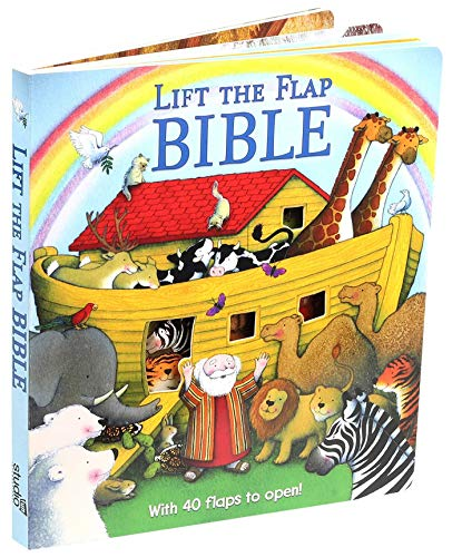 Lift the Flap Bible By Illustrated by Tracey Moroney
