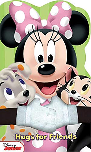 Disney Minnie Mouse Hugs for Friends, Volume 1 By Gina Gold