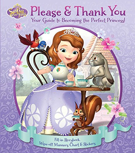 Disney Sofia the First: Please & Thank You By Other Disney Sofia the First