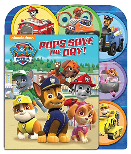 Paw Patrol: Pups Save the Day!, Volume 4 By Other Paw Patrol