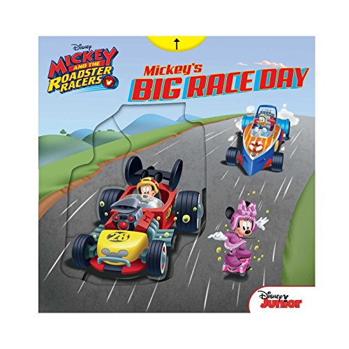 Disney Mickey and the Roadster Racers: Mickey's Big Race Day By Illustrated by Loter Inc