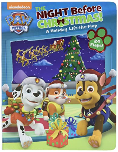 Nickelodeon Paw Patrol: The Night Before Christmas By Nickelodeon