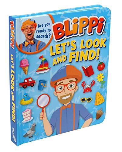 Blippi: Let's Look and Find von Editors of Studio Fun International