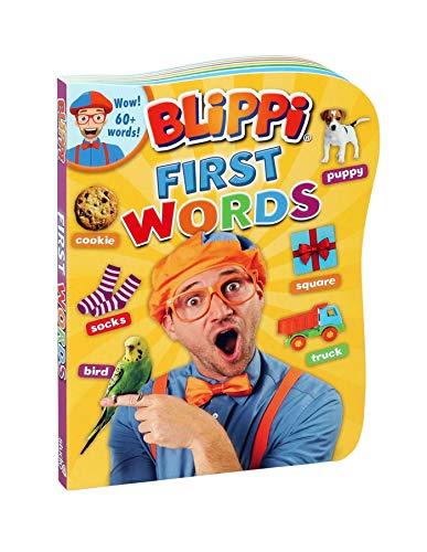 Blippi: First Words von Editors of Studio Fun International