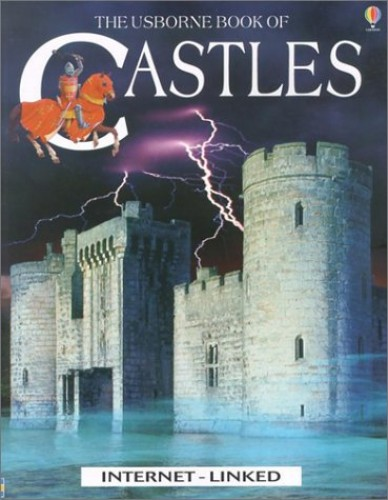 The Usborne Book of Castles By Lesley Sims