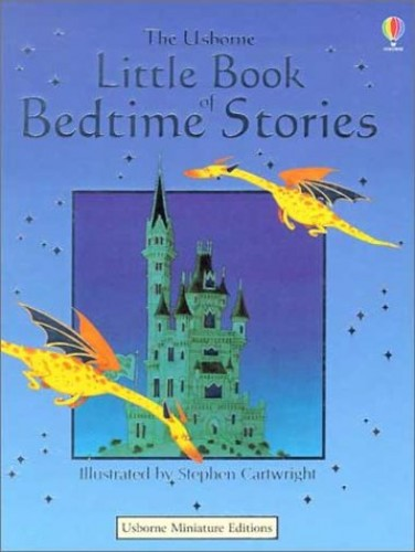 The Usborne Little Book of Bedtime Stories By Heather Amery