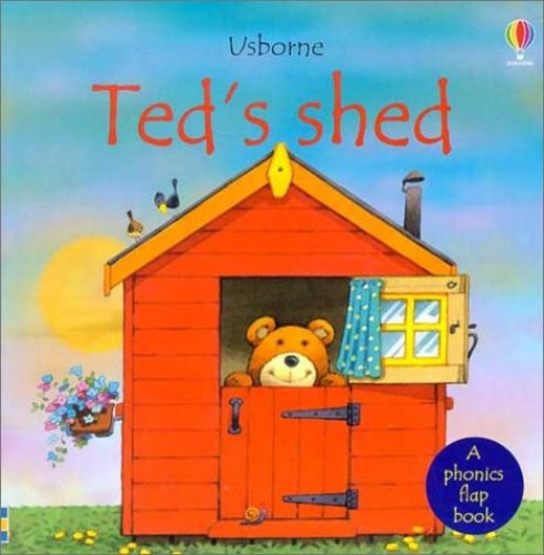 Ted's Shed By Phil Roxbee-Cox