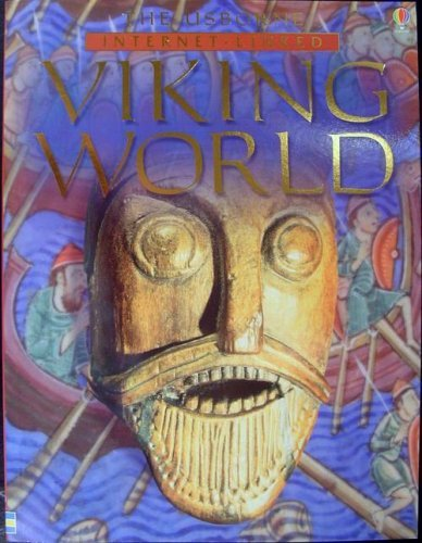 Viking World Internet Linked (Illustrated World History) By Anne Millard