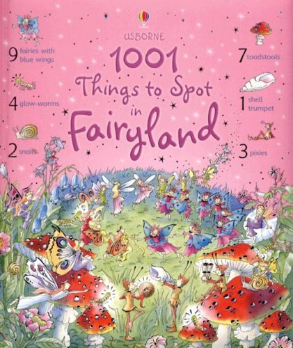 1001 Things to Spot in Fairyland By Gillian Doherty