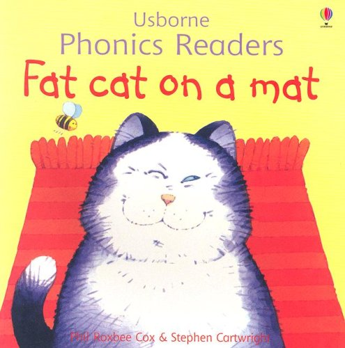 Fat Cat on a Mat By Phil Roxbee Cox