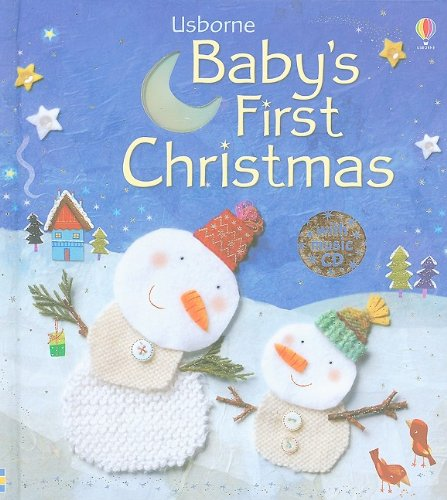 Baby's First Christmas By Edited by Fiona Watt