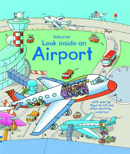 Look Inside an Airport By Rob Lloyd Jones