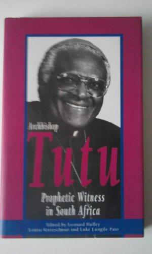 Archbishop Tutu By L.D. Hulley