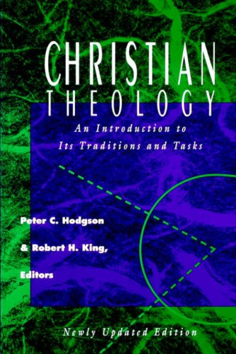 Christian Theology By Edited by Peter C. Hodgson