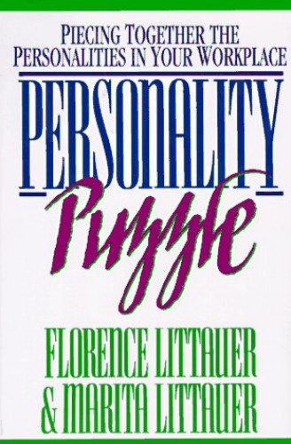 Personality Puzzle By Florence Littauer