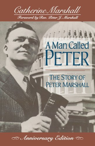 A Man Called Peter By Catherine Marshall